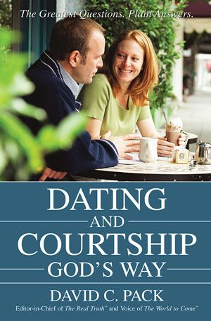 Biblical courtship vs dating difference