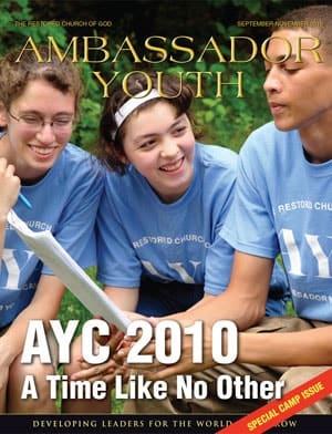 Ambassador Youth Camp 2010 – A Time Like No Other