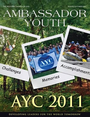 Ambassador Youth Camp 2011 – Challenges, Accomplishments—and Memories!