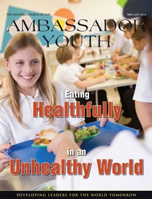 Eating Healthfully – in an Unhealthy World