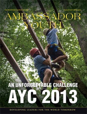 AYC 2013: A Year of Opportunities