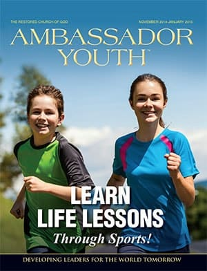 Learn Life Lessons Through Sports!