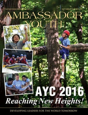 AYC 2016: Reaching New Heights!