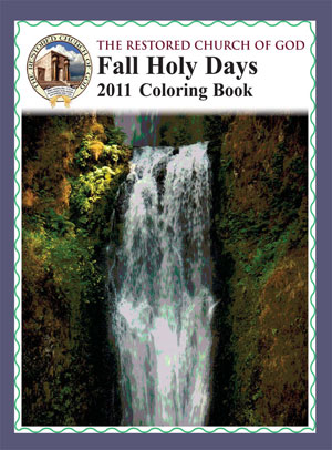 Fall 2011 Coloring Book