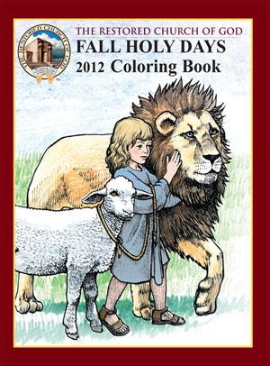 Fall 2012 Coloring Book