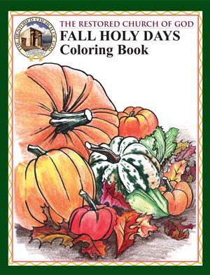 Fall 2013 Coloring Book