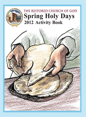 Spring 2012 Coloring Book