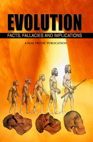 Image for Evolution – Facts, Fallacies and Implications