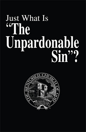 "Just What Is ""The Unpardonable Sin""?"
