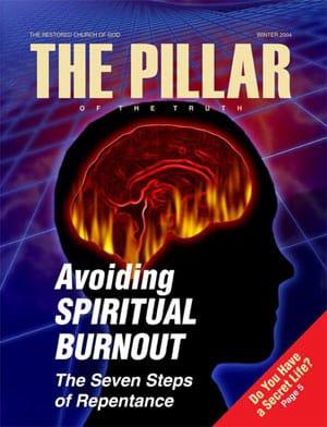 Avoiding Spiritual Burnout