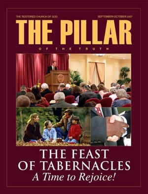 The Feast of Tabernacles – A Time to Rejoice!