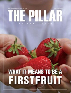 What It Means to Be a Firstfruit