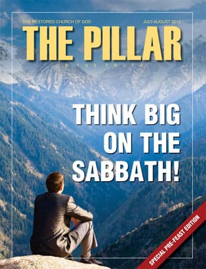 Think BIG  on the Sabbath!