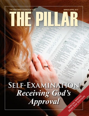 Self-Examination: Receiving God's Approval
