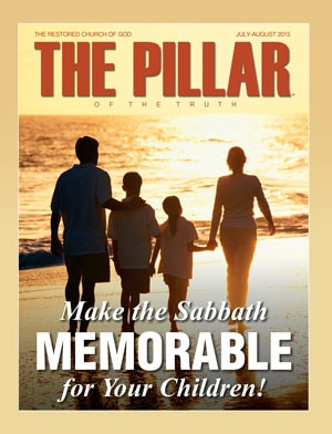 Make the Sabbath Memorable for Your Children!