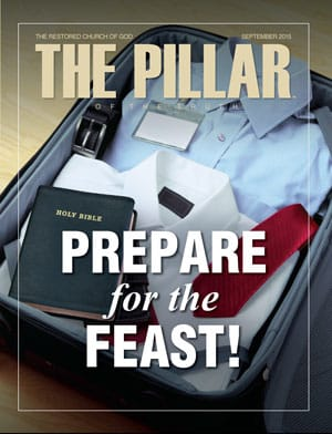 Prepare for the Feast!