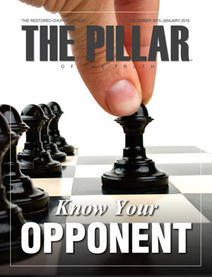 Know Your Opponent