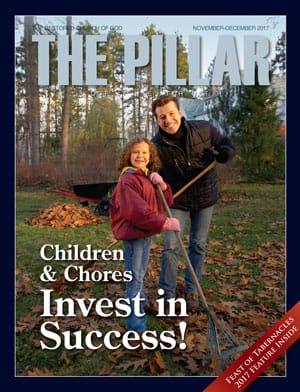 Children and Chores—Invest in Success