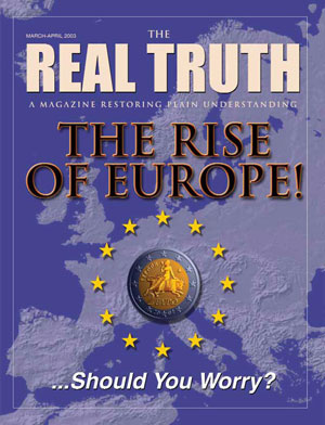 Image for Real Truth PDF March - April 2003