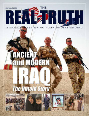 Image for Real Truth PDF May - June 2003