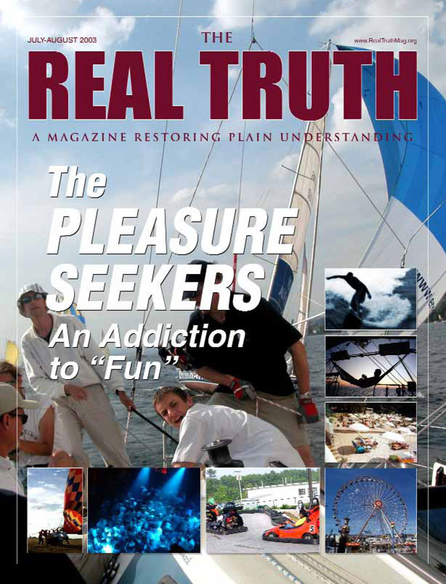 Image for Real Truth PDF July - August 2003