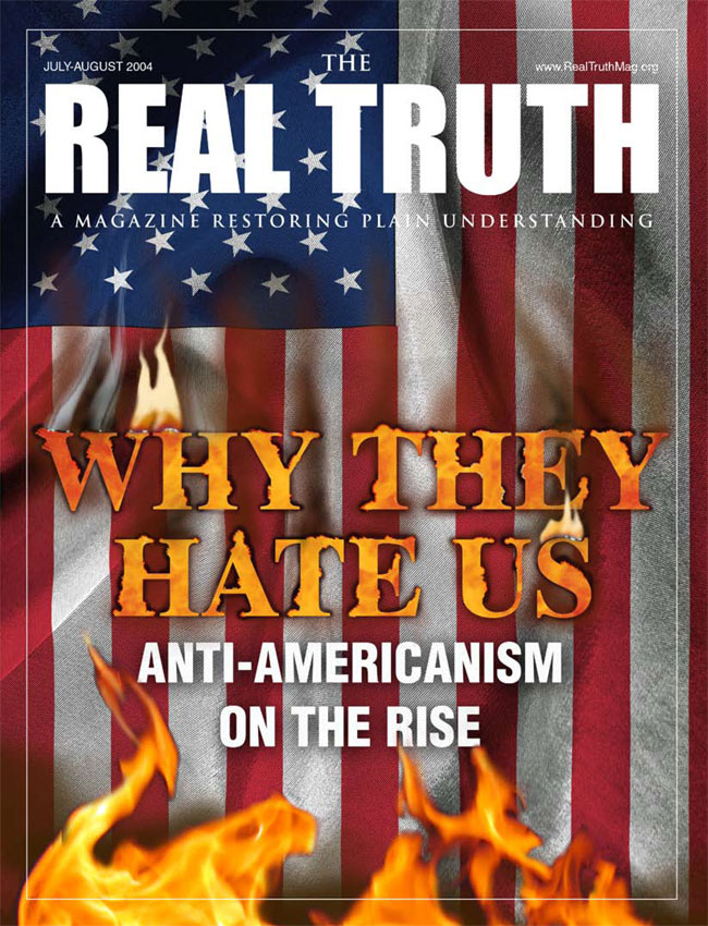 Image for Real Truth PDF July - August 2004