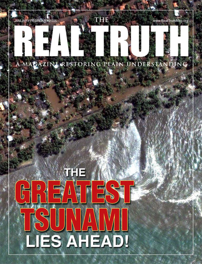 Image for Real Truth PDF January - February 2005