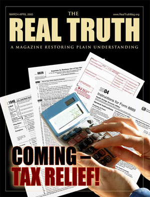 Image for Real Truth PDF March - April 2005