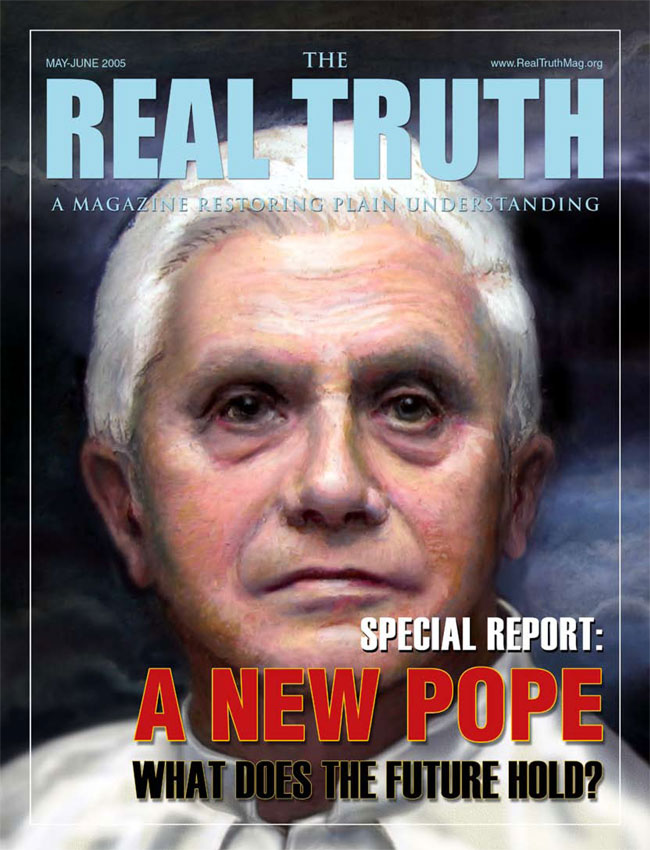 Image for Real Truth PDF May - June 2005