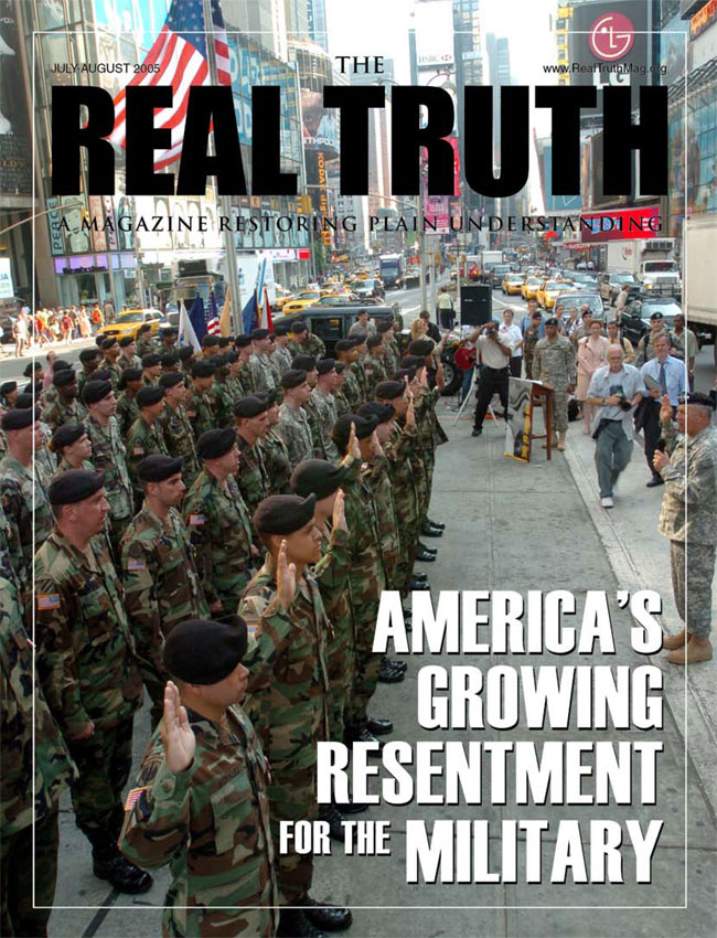 Image for Real Truth PDF July - August 2005