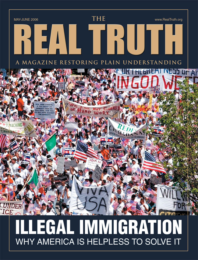 Image for Real Truth PDF May - June 2006
