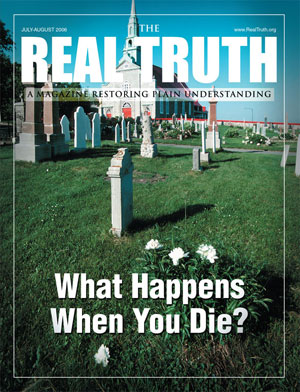 Image for Real Truth PDF July - August 2006