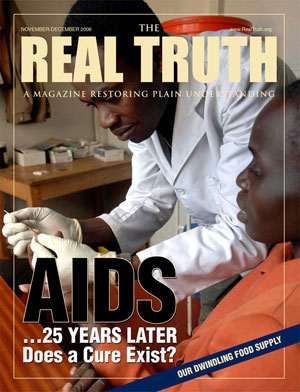 Image for Real Truth PDF November - December 2006