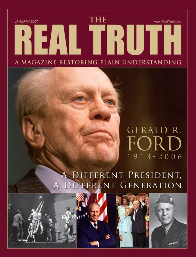 Image for Real Truth PDF January 2007