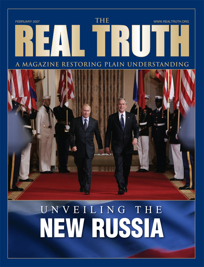 Image for Real Truth PDF February 2007
