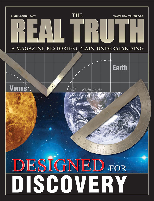 Image for Real Truth PDF March - April 2007