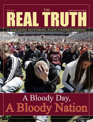 Image for Real Truth PDF May 2007