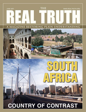 Image for Real Truth PDF June 2007
