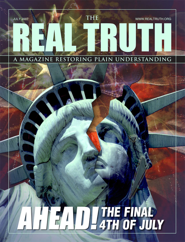 Image for Real Truth PDF July 2007