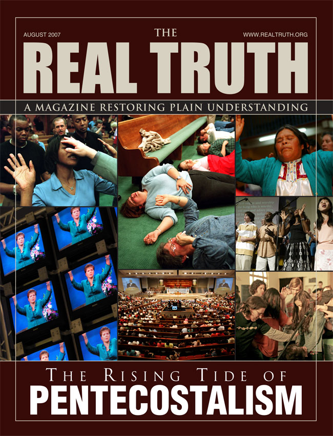 Image for Real Truth PDF August 2007