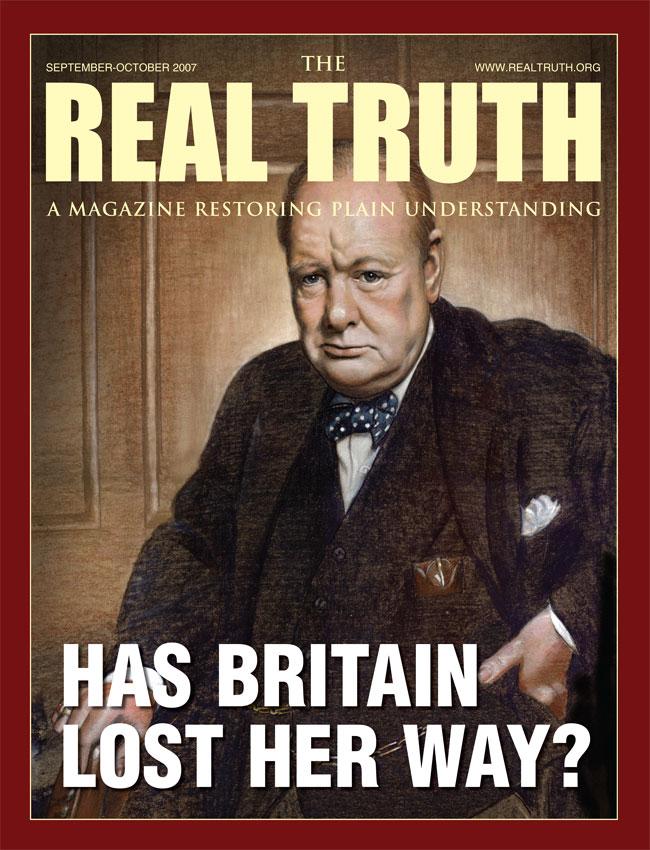 Image for Real Truth PDF September - October 2007