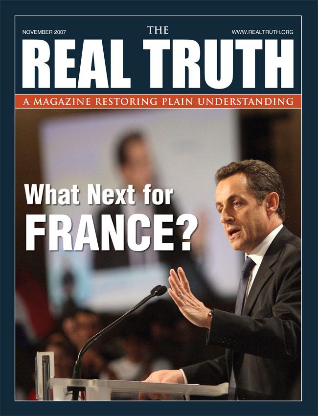 Image for Real Truth PDF November 2007