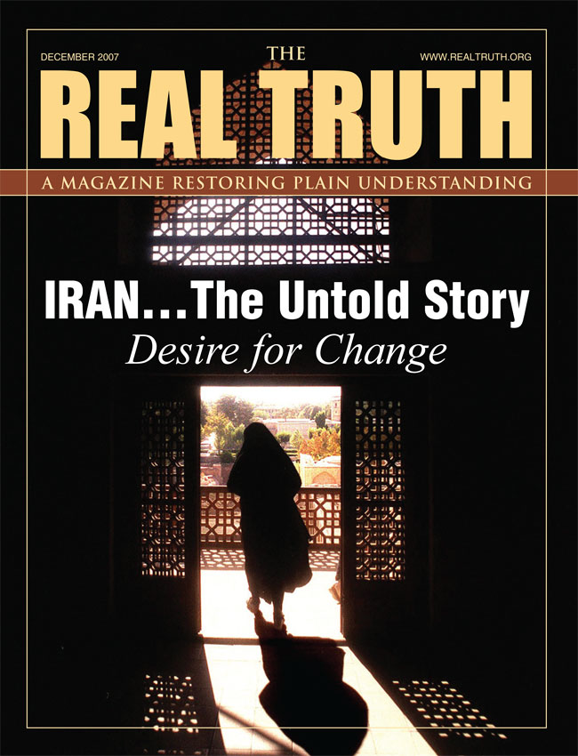 Image for Real Truth PDF December 2007