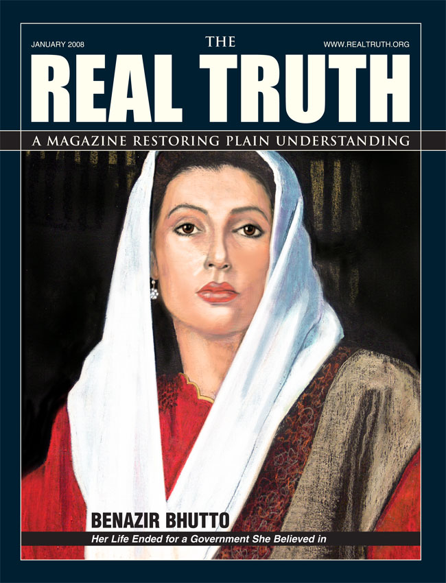 Image for Real Truth PDF January 2008
