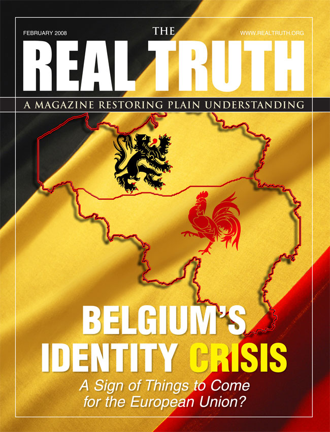 Image for Real Truth PDF February 2008
