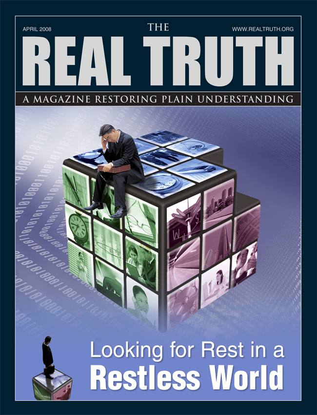Image for Real Truth PDF April 2008