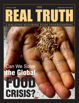 Image for Real Truth PDF June-July 2008