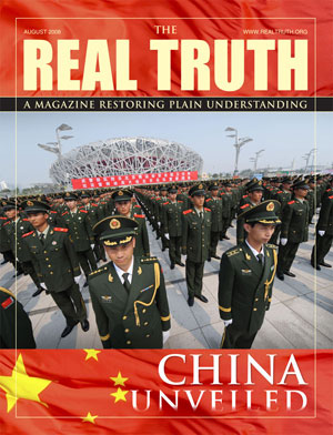 Image for Real Truth PDF August 2008
