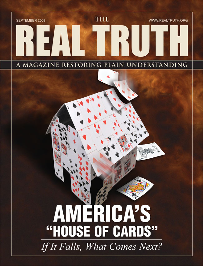 Image for Real Truth PDF September 2008