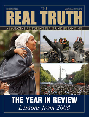 Image for Real Truth PDF December 2008